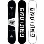 Gnu Mens Asym Riders Choice C2X Snowboard-Assorted-154