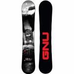 Gnu Mens Billy Goat C3 Snowboard-Assorted-162