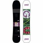 Gnu Mens Mullair C3 Snowboard-Assorted-155