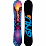 Gnu Womens B Pro C3 Snowboard-Assorted-152