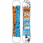 Gnu Mens Money Snowboard-NA-144
