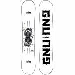 Gnu Mens RCC3 Snowboard-NA-157.5