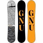 Gnu Mens T2B Snowboard-NA-155