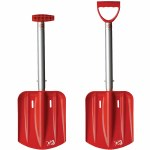 G3 Spadetech Shovel-Red-T Handle