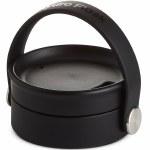 Hydro Flask Wide Mouth Flex Sip-Black-OS
