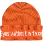 Hockey Skateboards  Eyes Without Face Beanie-Rust Orange-OS