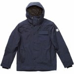 Holden Hooded Deck Jacket-Navy-M