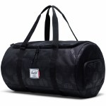 Herschel Sutton Carryall Duffle Bag-Indy Multi Cross/Black-46.5L