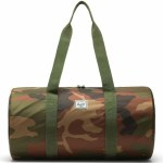 Herschel Packable Duffle Bag-Woodland Camo-22L