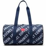Herschel Packable Duffle Bag-Roll Call Peacoat/Woodland Camo-22L