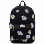 Herschel Settlement Mid Volume Backpack-Daisy Black-17L