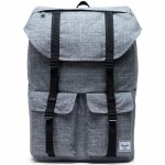Herschel Buckingham Backpack-Raven Crosshatch/Black-33L