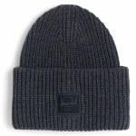 Herschel Mens Juneau Beanie-Charcoal-OS