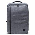 Herschel  Travel Backpack Travel Bag-Raven Crosshatch-30L