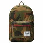 Herschel  Pop Quiz Backpack-Woodland Camo/Multi Zip-22L