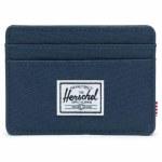 Herschel  Charlie Wallet-Navy-OS
