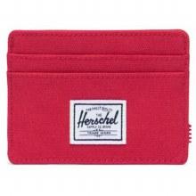 Herschel  Charlie Wallet-Red-OS