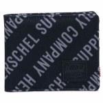 Herschel  Roy Wallet-Roll Call Black/Sharkskin-OS