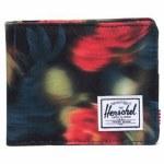 Herschel  Roy Wallet-Blurry Roses-OS