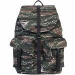 Herschel Surplus Collection Dawson 22.5L Backpack Herringbone Twill Fabric-Tiger Camo-OS