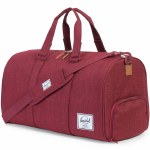 Herschel Novel Duffle Bag-Wine Tasting Crosshatch-42.5L