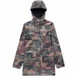 Herschel Forecast Parka Jacket Womens-Woodland Camo-L