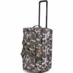 Herschel Wheelie Outfitter Travel Duffle-Frog Camo-66L