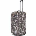 Herschel Travel Parcel 2 Wheel Luggage-Frog Camo-107L
