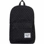 Herschel Classics Pop Quiz Backpack-Black/Gridlock-22L
