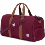 Herschel Classics Novel Mid-Volume Duffle-Windsor Wine/Tan-34.5L