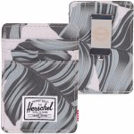 Herschel Poly Raven RFID Card Holder Wallet-Silver Birch Palm