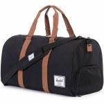 Herschel Novel Duffle Bag-Black/Tan-42.5