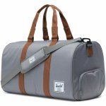 Hershcel Novel Duffle Bag-Grey-42.5
