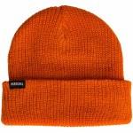 Herschel Anderson Beanie-Vermillion Orange-OS