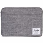 Herschel Anchor Laptop Sleeve-Raven Crosshatch-13