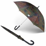Herschel Voyage Single Stage Umbrella-Woodland Camo/Dark Olive-OS