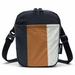 Herschel Day/Night Cruz Hip Pack-Reflective/Black/Buckthorn Brown/Overcast-0.5L