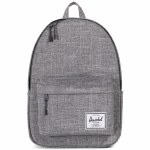Herschel Classic XL Backpack-Raven Crosshatch-30L