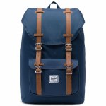 Herschel Lil America Mid Volume Backpack-Navy-17L