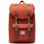 Herschel Lil America Mid Volume Backpack-Picante Crosshatch-17L