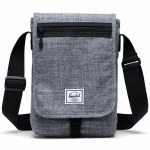 Herschel Lane Small Hip Pack-Raven Crosshatch-9.5L