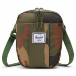 Herschel Cruz Hip Pack-Woodland Camo-0.5L