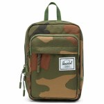 Herschel Form Large Hip Pack-Woodland Camo-2L