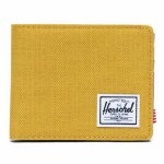 Herschel Hank Wallet-Arrowwood Crosshatch-OS