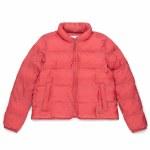 Herschel Womens Featherless High Fill Jacket-Mineral Red TL-XS