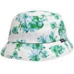 HUF Mens Dazy Bucket Hat-Unbleached-S/M