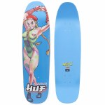 HUF  Cammy Cruiser Deck-Cyan
