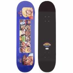 HUF  Players Select Deck-Black
