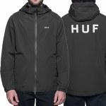 Huf Standard Shell Jacket-Black-L