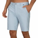 Hurley Mens Phantom Walkshort 20 Short-Light Armory Blue-30
